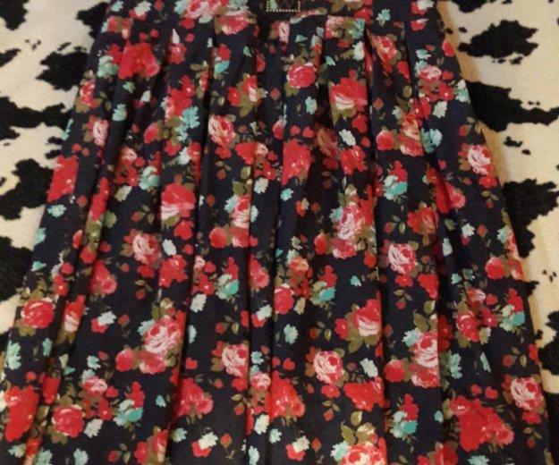 Платье в пол размер 50-52. Фото 1. Волоколамск.