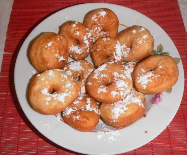 Домашние пончики, блинчики, павловские пряники. Фото 2. Москва.