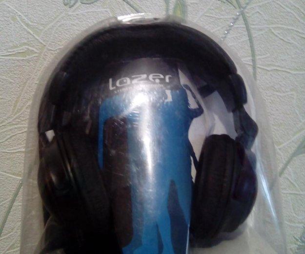 Наушники  lazer stereo headphone. Фото 1. Чебоксары.