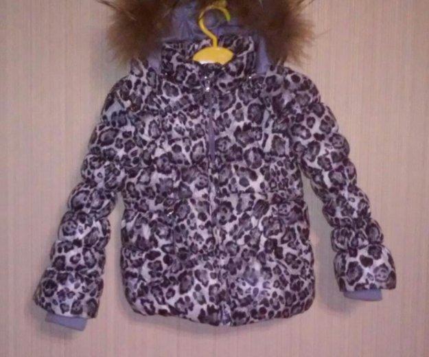 "Зимняя куртка ""acoola"" р.92-98. Фото 2. Саратов."