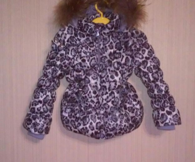 "Зимняя куртка ""acoola"" р.92-98. Фото 3. Саратов."