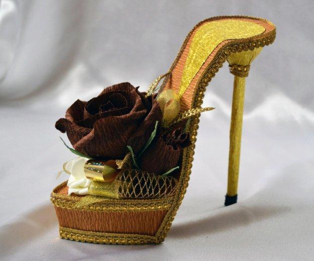 Сладкая туфелька. Фото 1. Саратов.