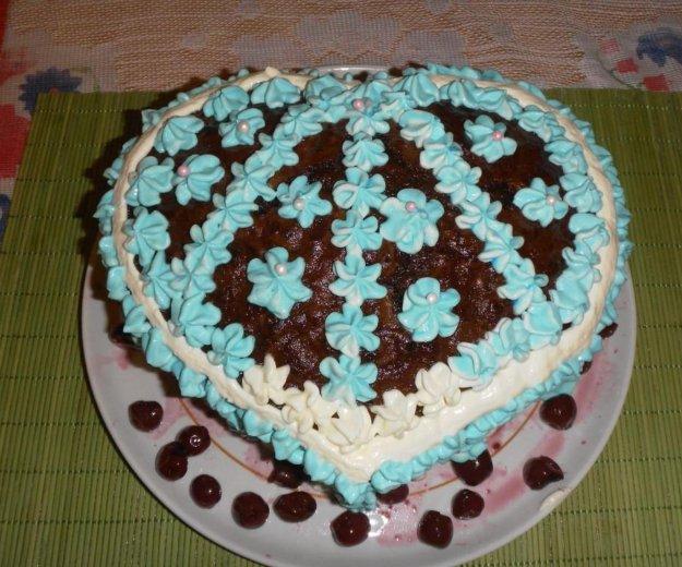 Домашние торты. Фото 1. Москва.