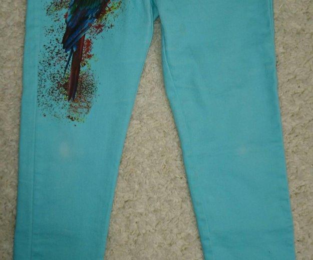 Красивые джинсы со стразами. Фото 2. Екатеринбург.