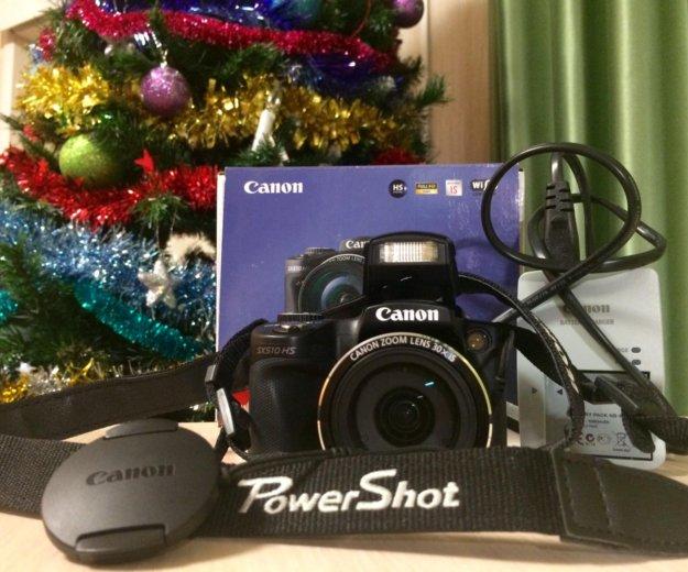 Canon powershop sx510 hd + карта памяти 16 gb. Фото 1. Санкт-Петербург.