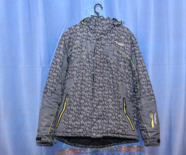 Сноубордическая куртка. Фото 1. Химки.