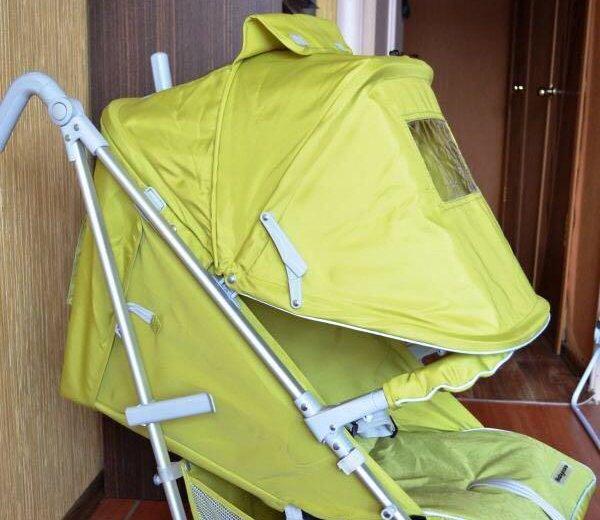 Коляска трость baby care premier. Фото 1. Одинцово.