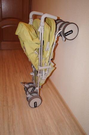 Коляска трость baby care premier. Фото 3. Одинцово.