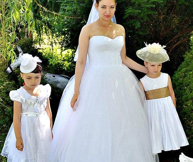 Свадебное платье. Фото 1. Черняховск.