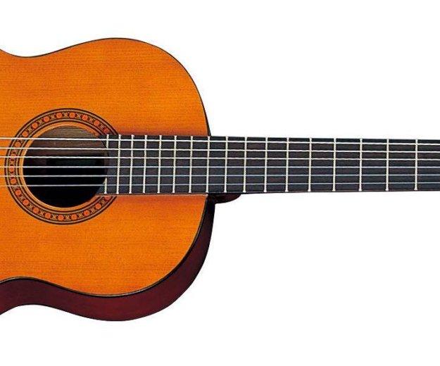 Гитара ямаха 1/2 для детей. Фото 2. Москва.