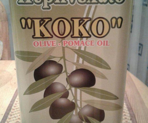 Масло оливковое. Фото 1.