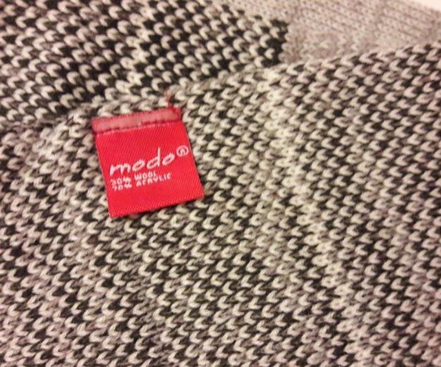 Комплект перчатки и шарф. новый. Фото 3. Москва.