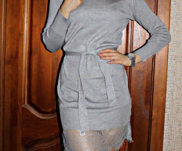 Платье с кружевом. Фото 1. Краснодар.
