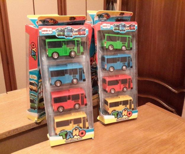 Новый комплект автобусов, инерционные. Фото 1. Балашиха.