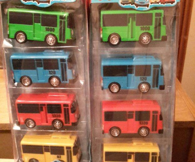 Новый комплект автобусов, инерционные. Фото 2. Балашиха.
