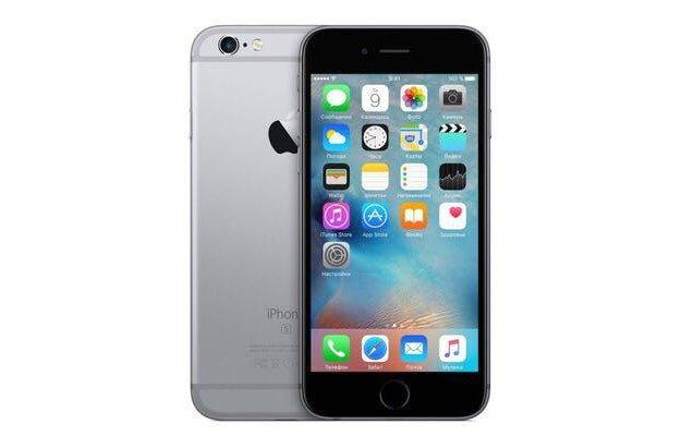 Iphone 6 16gb space grey. Фото 1. Тюмень.