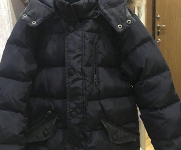 Зимняя куртка для мальчика (146р). Фото 1. Химки.