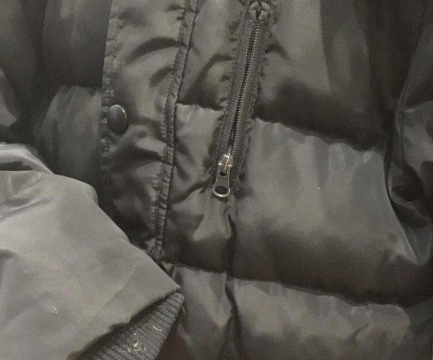 Зимняя куртка для мальчика (146р). Фото 4. Химки.