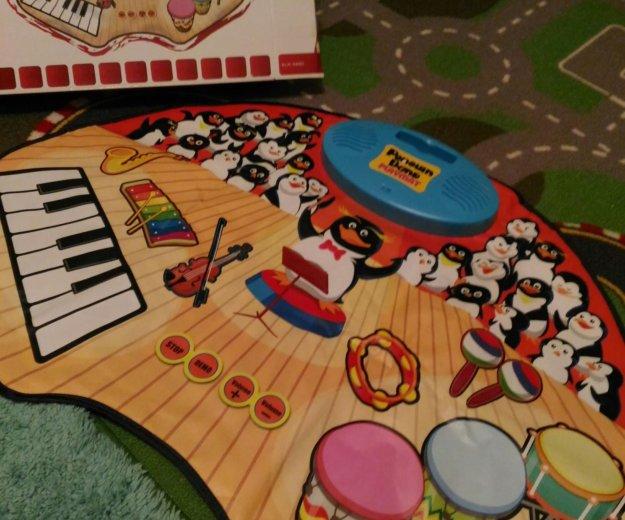 Музыкальный коврик. Фото 1. Москва.