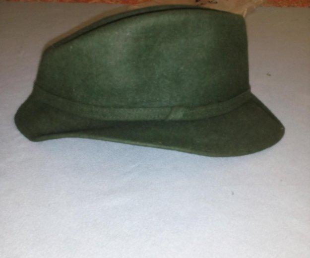 Шляпа фетровая. Фото 1. Кисловодск.