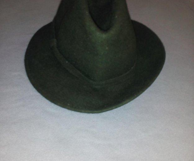 Шляпа фетровая. Фото 2. Кисловодск.
