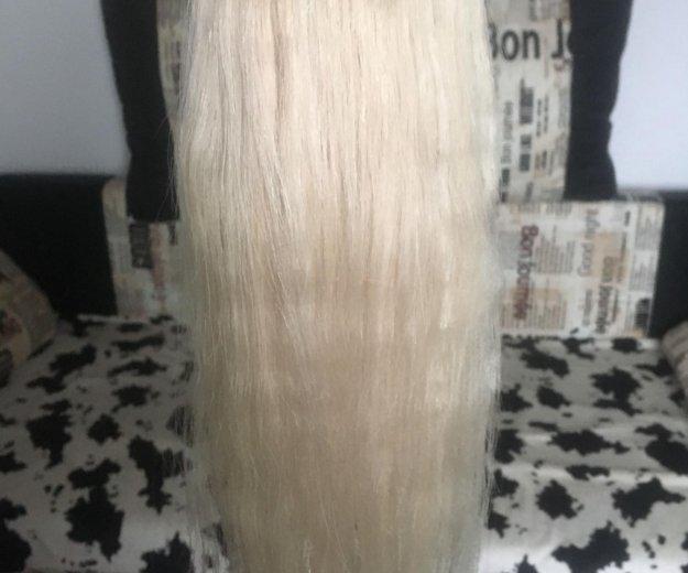 Волосы славянка на капсулах. Фото 1. Грязи.