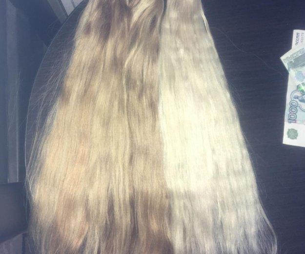 Волосы славянка на капсулах. Фото 3. Грязи.