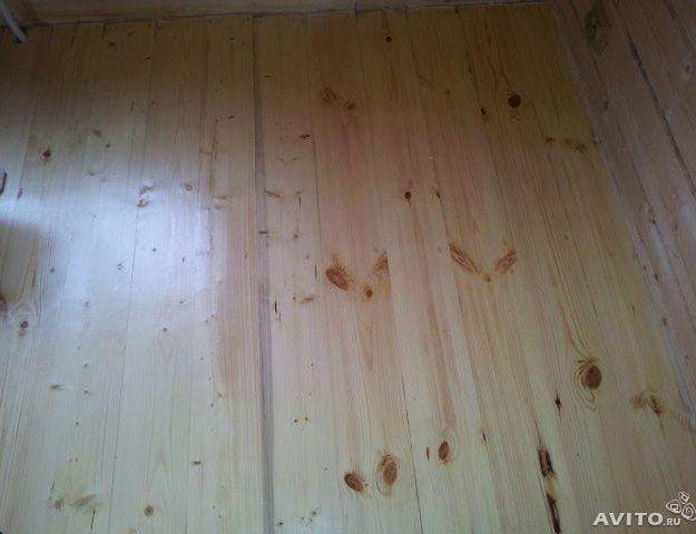 Шлифовка деревянных полов. Фото 2. Буинск.