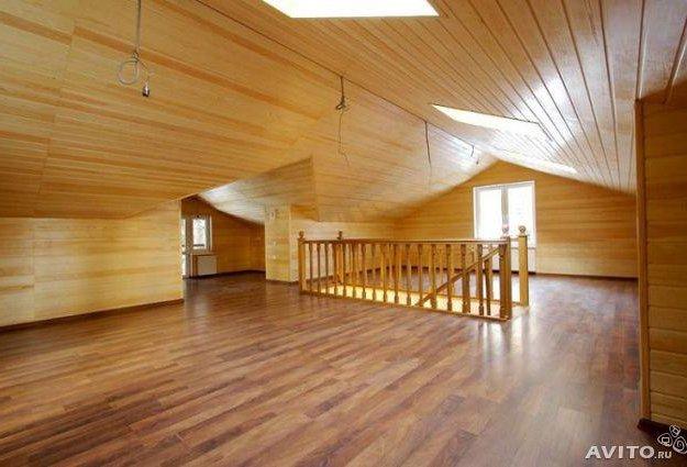 Шлифовка деревянных полов. Фото 4. Буинск.