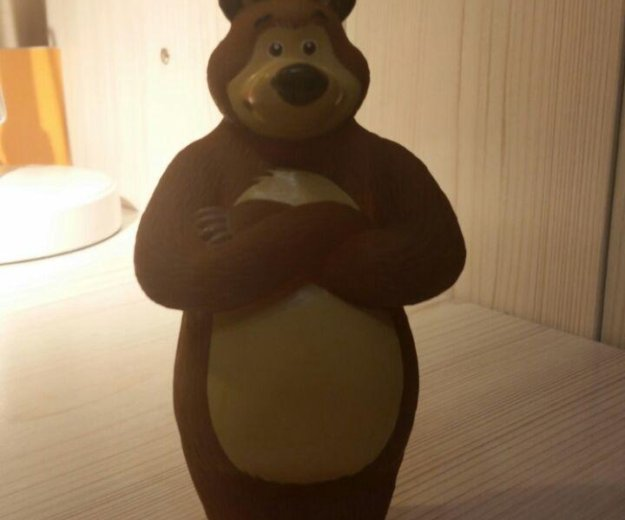 """Игрушка из """"маши и медведя"""". Фото 1. Новороссийск."""