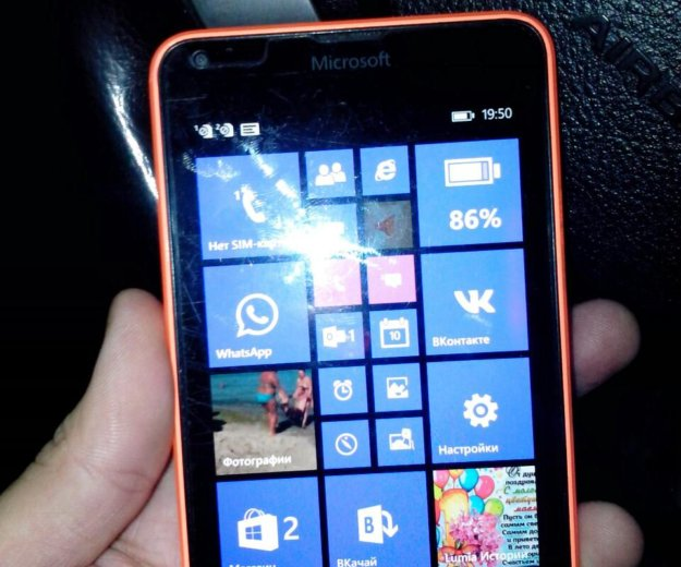Microsoft lumia 640 ds. Фото 2. Казань.