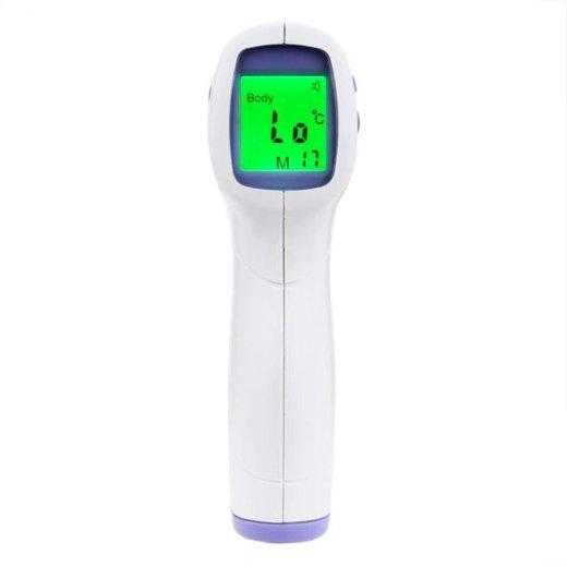 Новый инфракрасный термометр. Фото 1. Москва.