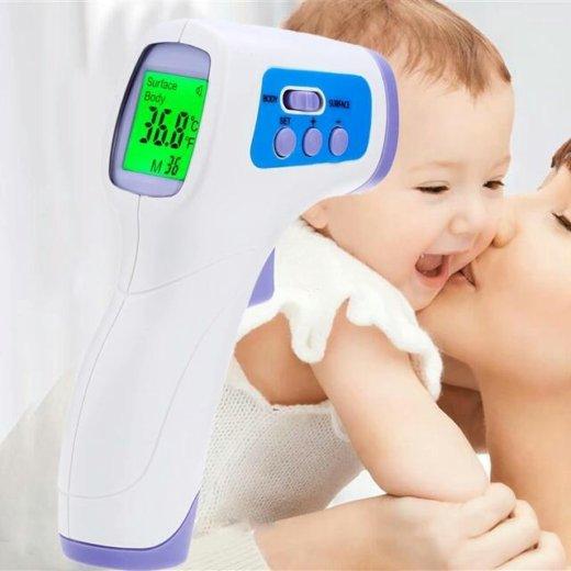 Новый инфракрасный термометр. Фото 4. Москва.
