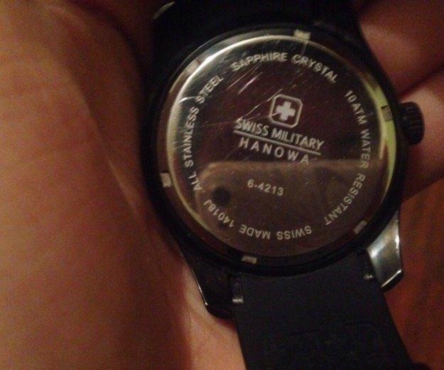 Швейцарские часы hanowa. Фото 2. Малаховка.