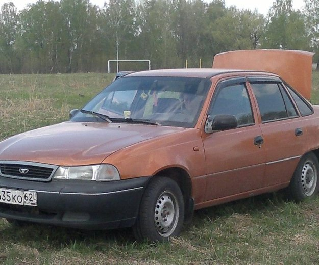 Машина daewoo nexia. Фото 2. Рязань.