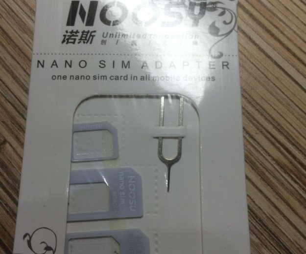 Переходник для sim card. Фото 1. Чехов.