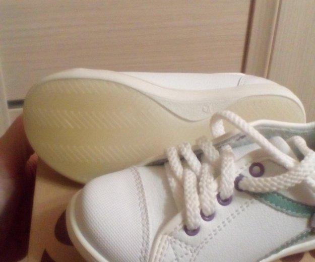 Новые ботинки р.25. Фото 1. Химки.
