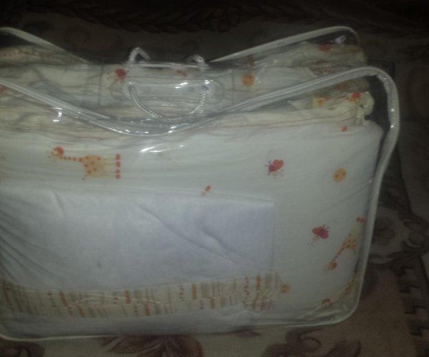 Комплект постельного белья из 7 предметов. Фото 3. Москва.