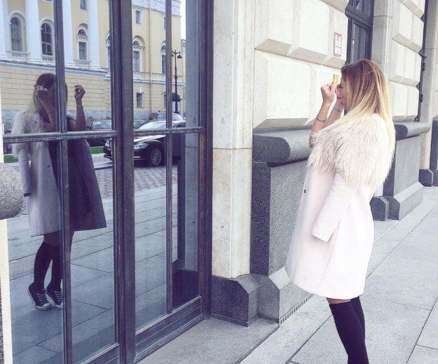 Пальто lost ink. Фото 2. Санкт-Петербург.