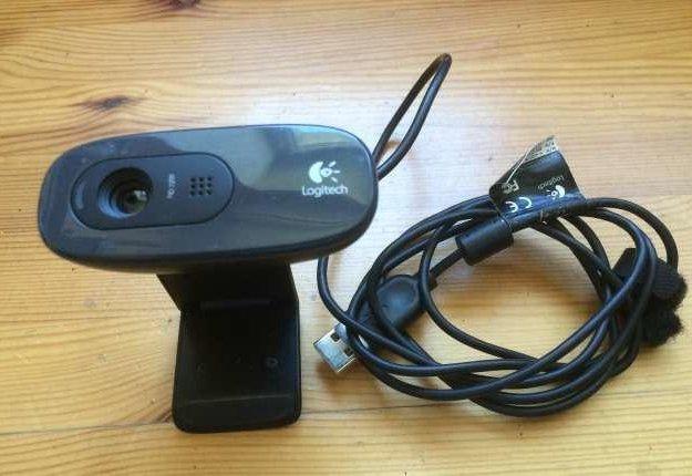 Веб-камера logitech c270 hd 720p. Фото 1. Яблоновский.