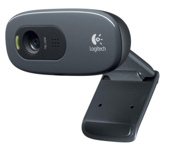 Веб-камера logitech c270 hd 720p. Фото 3. Яблоновский.
