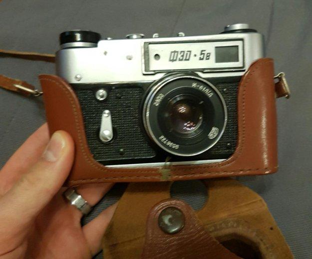 Фотоаппарат фзд-5в. Фото 1. Санкт-Петербург.