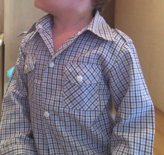 Детская рубашка. Фото 1. Котельники.