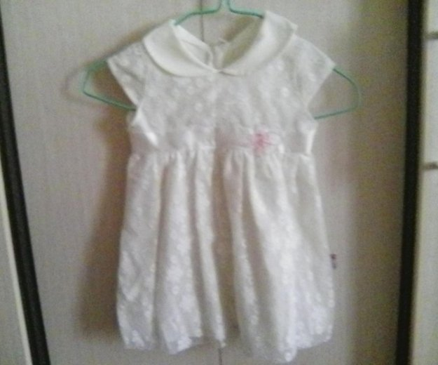 Платье размер 80. Фото 1.