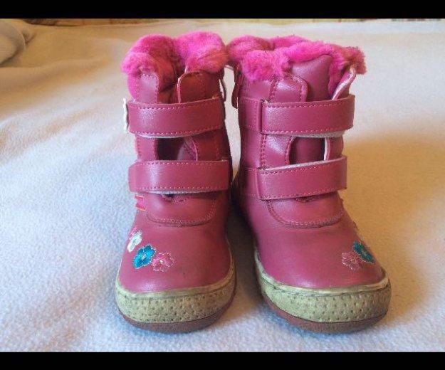 Зимние ботинки. Фото 3. Петрозаводск.