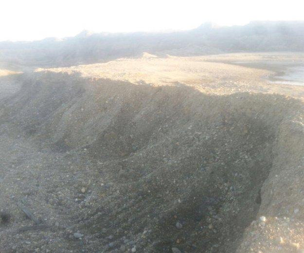 Щебень песок отсев гпс с доставкой. Фото 1. Краснодар.