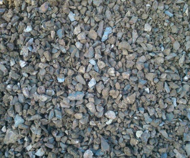 Щебень песок отсев гпс с доставкой. Фото 3. Краснодар.