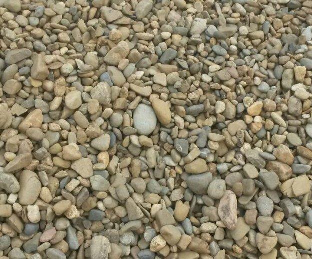 Щебень песок отсев гпс с доставкой. Фото 2. Краснодар.