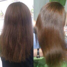 Восстановление волос. Фото 2. Москва.