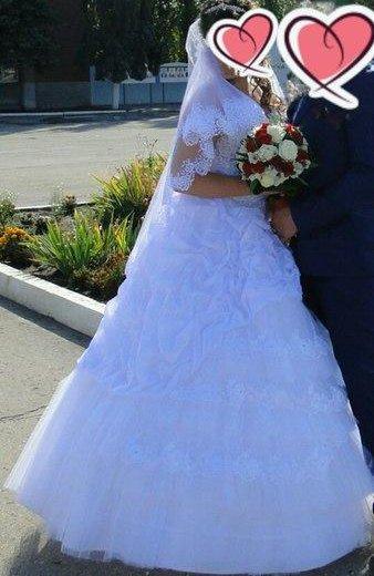 Продаю свадебное платье. Фото 1.